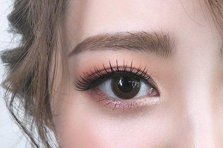 夢幻城堡彩妝造型團隊-新秘蓁妮-韓系妝容