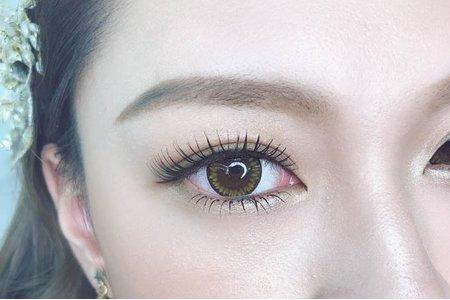 妝容分享 - 夢幻城堡彩妝造型團隊 #新秘蓁妮