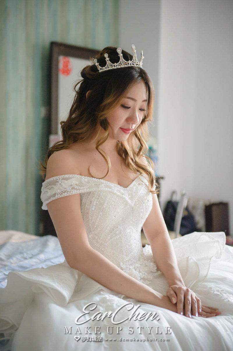 新娘秘書-結婚午宴/ 團隊老師作品