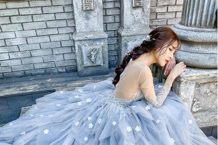 夢幻城堡-造型總監蓁妮 婚宴新秘服務