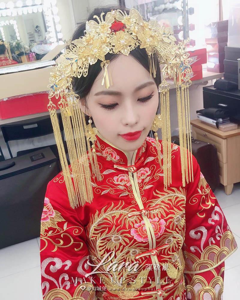新娘秘書-訂婚晚宴/ 團隊老師作品