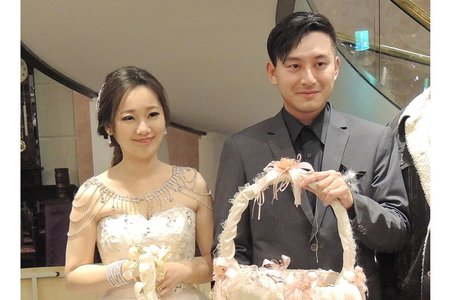 新娘祕書Sherry-逸函結婚喜宴