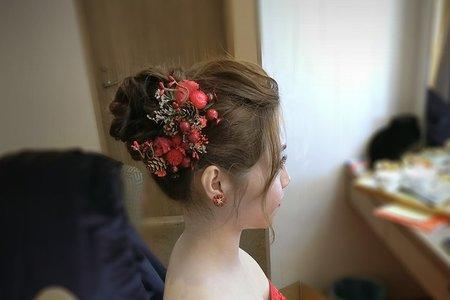 李佳瑩結婚喜宴