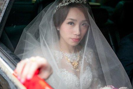 [婚禮攝影] 佐信&嘉蕙 / 結婚 / 大里菊園日本料理
