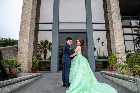 [婚禮攝影] 威麟&雅文 / 訂婚 / 世華植物工場-廚藝會館