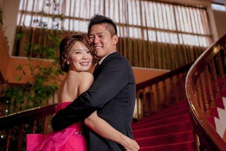 [婚禮攝影] 維晨&盈利 / 訂婚 / 大和屋日本國際美食館