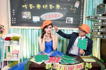 [婚禮攝影] 富山&珮瑜 / 訂婚 / 尚食在餐廳