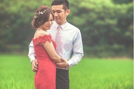 [婚禮攝影] 文賢&芃鴒 / 訂婚單儀式 / 自宅