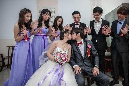 [婚禮攝影] 宗勳&瓊如 / 結婚 / 苗栗國揚川菜