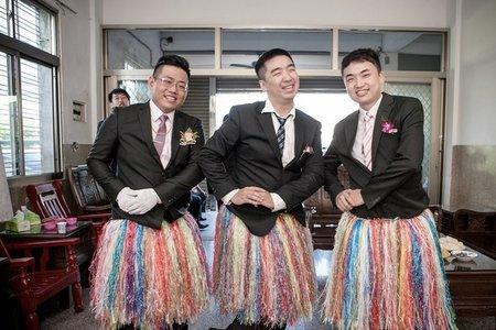 [婚禮攝影] 恆毅&巧菲 / 結婚 / 豐園海鮮會館