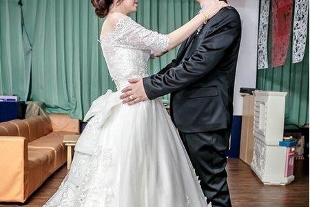 [婚禮攝影] 冠宏&玥靚 / 結婚 / 湖東國小活動中心