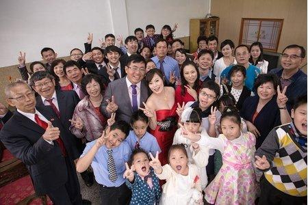 [婚禮攝影] 恆毅&巧菲 / 訂婚 / 海港城國際宴會廳