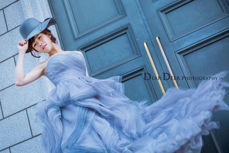 親愛的鹿兒 - 自主婚紗方案(2套)作品