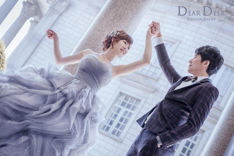 【鹿兒的守護】-自主婚紗 (3套)作品