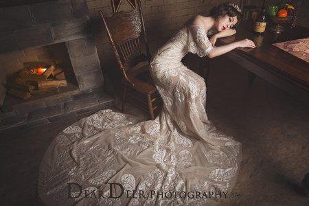 Dear Deer 自主婚紗-3套方案