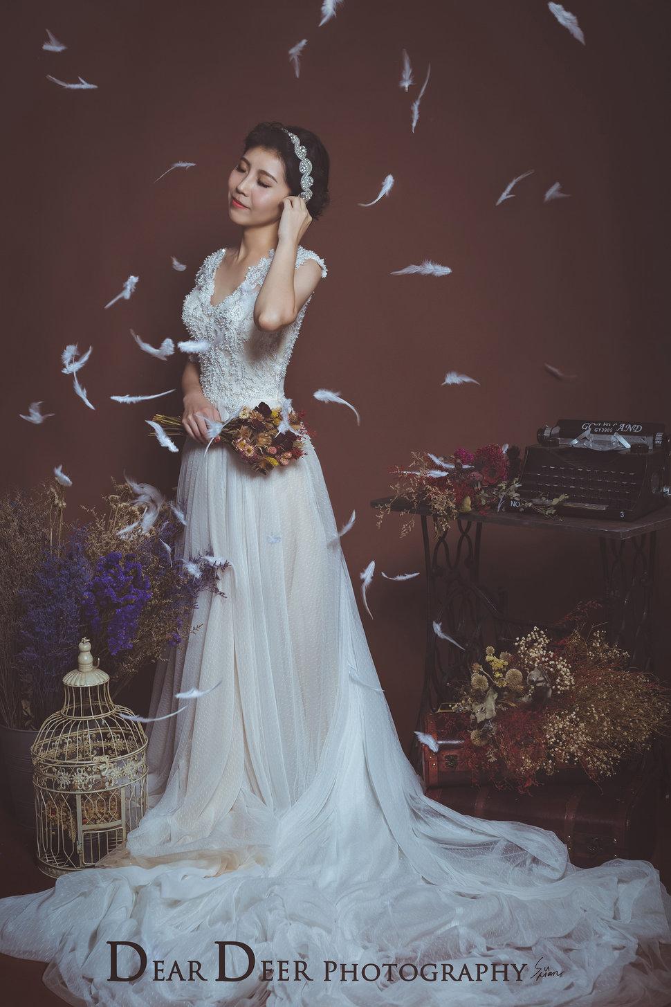 Dear Deer|復古風格(編號:1280294) - Dear Deer鹿兒攝影|女攝影師蘇蔓 - 結婚吧