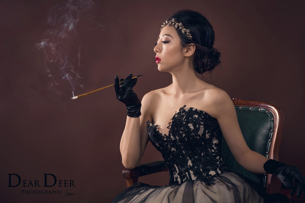 Dear Deer|復古風格(編號:1280296) - Dear Deer鹿兒攝影|女攝影師蘇蔓 - 結婚吧