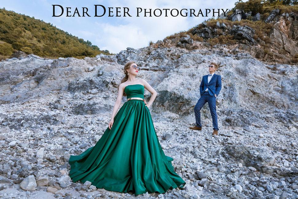 Dear Deer|Vogue時尚雜誌風(編號:1280300) - Dear Deer鹿兒攝影|女攝影師蘇蔓《結婚吧》