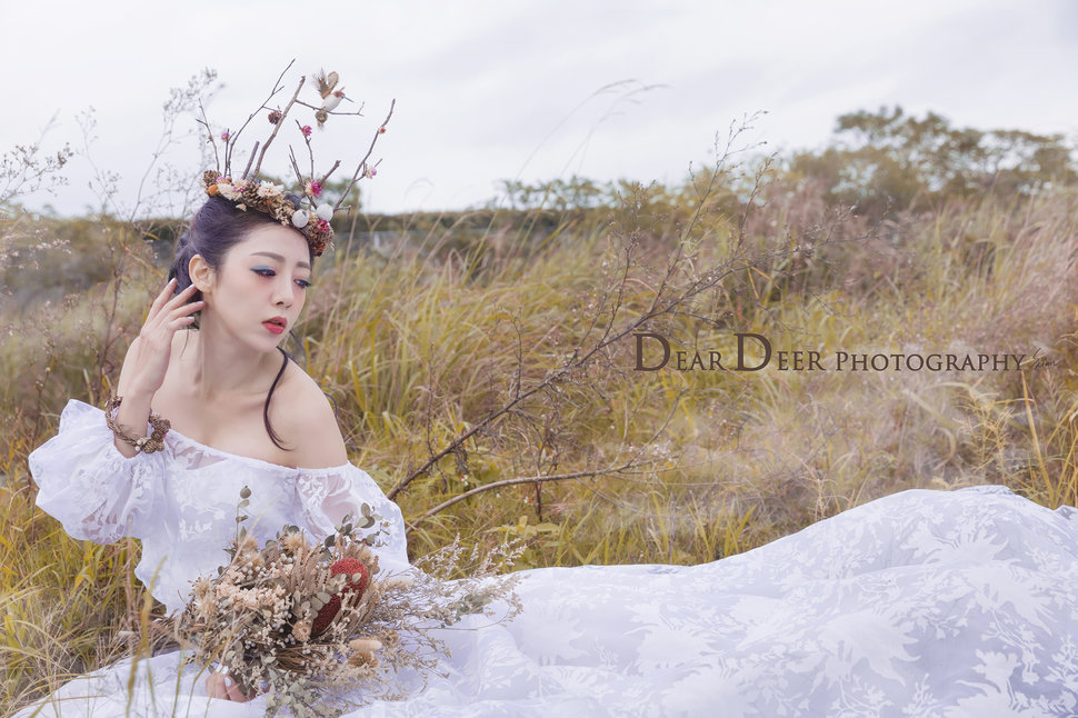 Dear Deer|花草仙女風格(編號:1280310) - Dear Deer鹿兒攝影|女攝影師蘇蔓 - 結婚吧