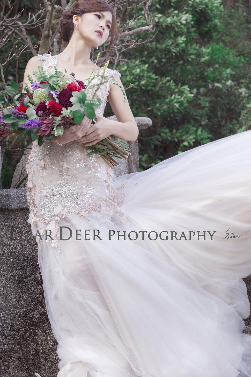 Dear Deer|花草仙女風格(編號:1280311) - Dear Deer鹿兒攝影|女攝影師蘇蔓 - 結婚吧
