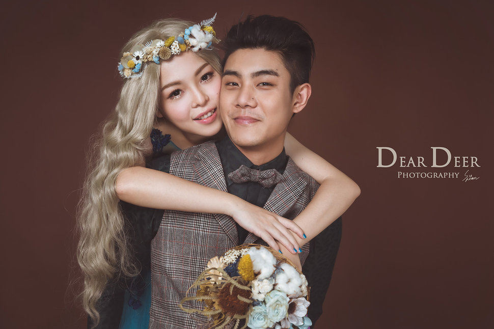 Dear Deer|夢幻童話風格(編號:1280406) - Dear Deer鹿兒攝影|女攝影師蘇蔓 - 結婚吧