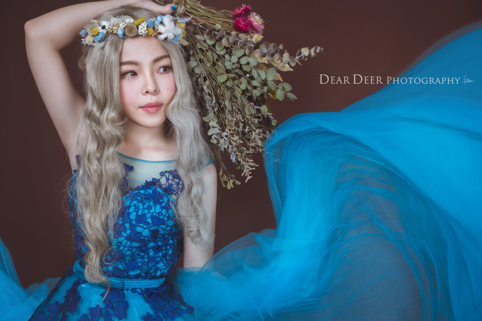 Dear Deer|夢幻精靈風格(編號:1281609) - Dear Deer鹿兒攝影|女攝影師蘇蔓《結婚吧》