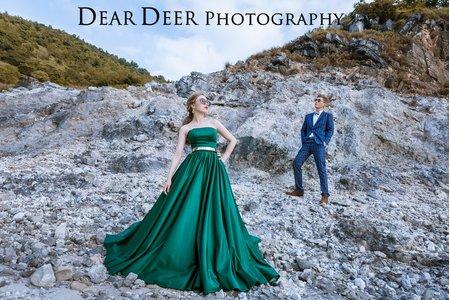 Dear Deer|時尚雜誌風