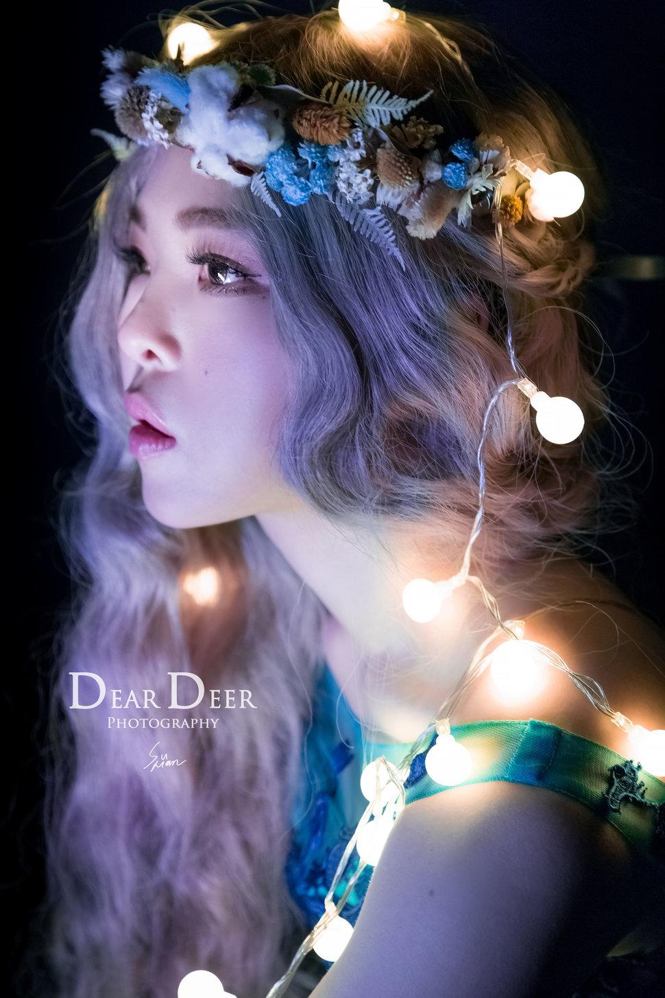 Dear Deer|夢幻精靈風格(編號:1561847) - Dear Deer鹿兒攝影|女攝影師蘇蔓 - 結婚吧