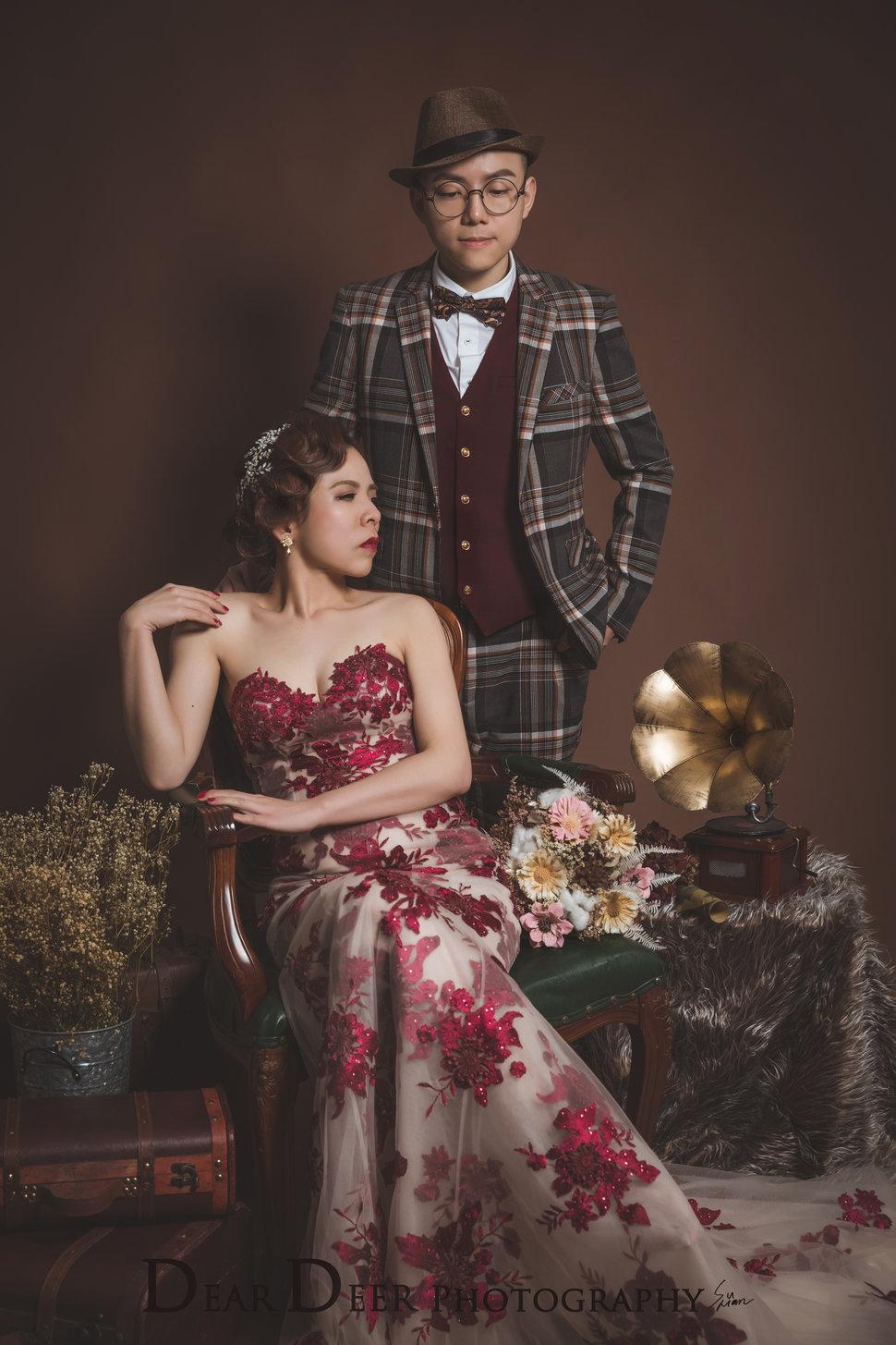 Dear Deer|Vogue時尚雜誌風(編號:1595860) - Dear Deer鹿兒攝影|女攝影師蘇蔓《結婚吧》