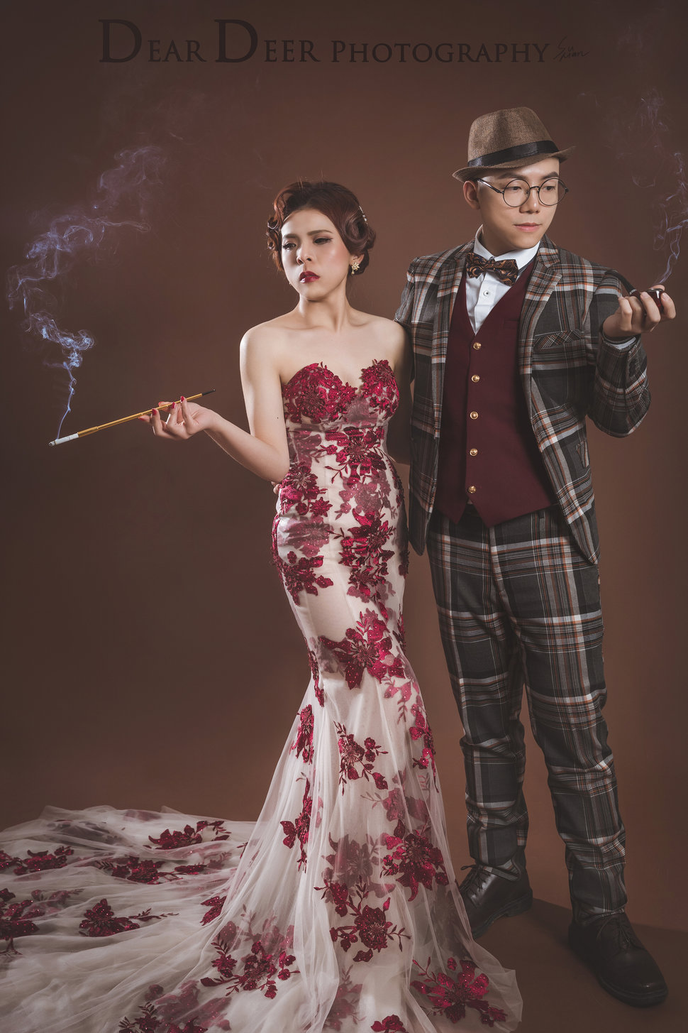 Dear Deer 復古風格(編號:1595862) - Dear Deer鹿兒攝影 女攝影師蘇蔓 - 結婚吧