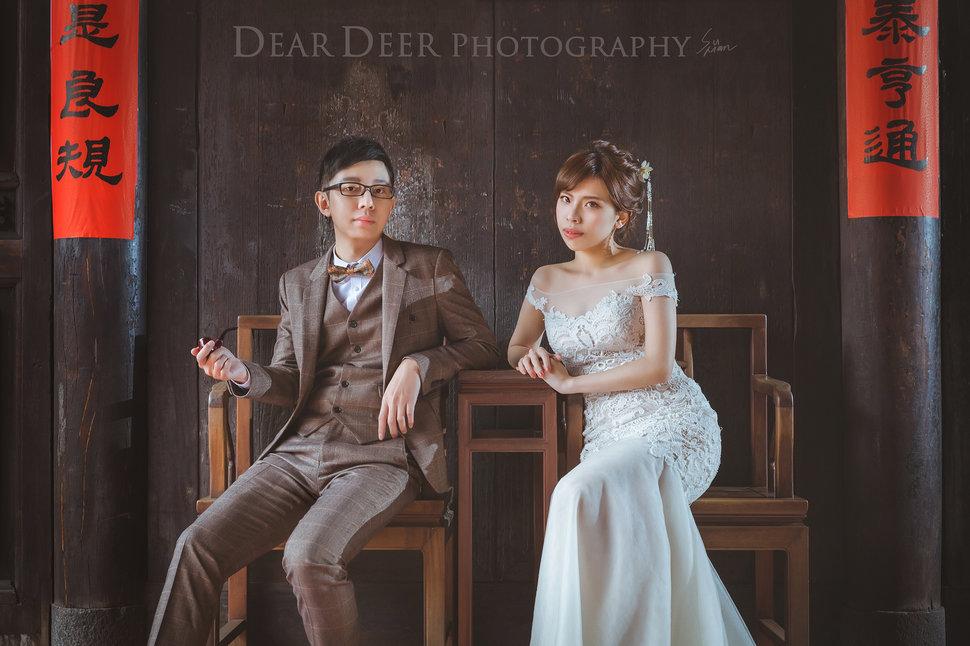 Dear Deer 復古風格(編號:1840046) - Dear Deer鹿兒攝影 女攝影師蘇蔓 - 結婚吧