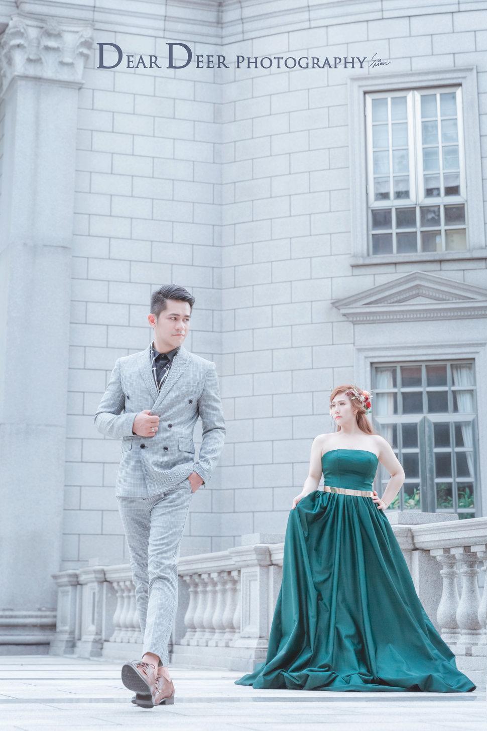 Dear Deer|Vogue時尚雜誌風(編號:2155021) - Dear Deer鹿兒攝影|女攝影師蘇蔓《結婚吧》