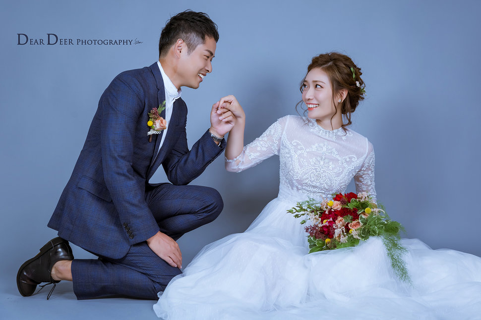 Dear Deer 經典韓系棚拍(編號:2403863) - Dear Deer鹿兒攝影 女攝影師蘇蔓 - 結婚吧