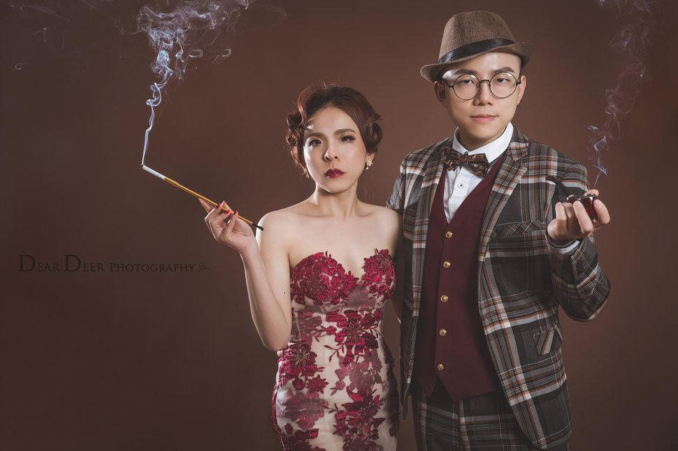 Dear Deer|經典韓系棚拍(編號:2403873) - Dear Deer鹿兒攝影|女攝影師蘇蔓 - 結婚吧