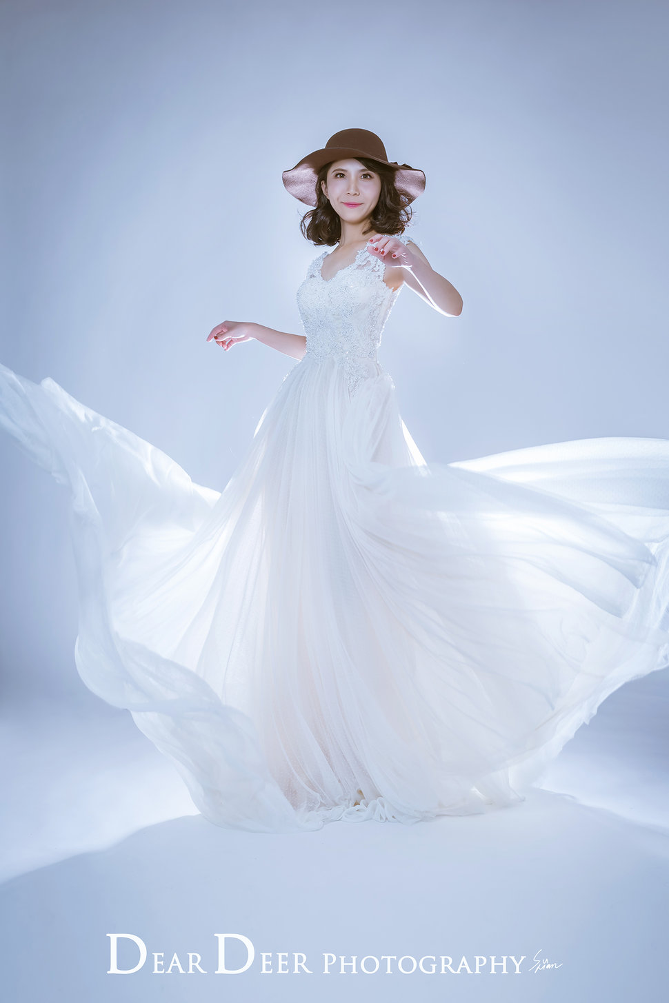 Dear Deer|經典韓系棚拍(編號:2403899) - Dear Deer鹿兒攝影|女攝影師蘇蔓 - 結婚吧