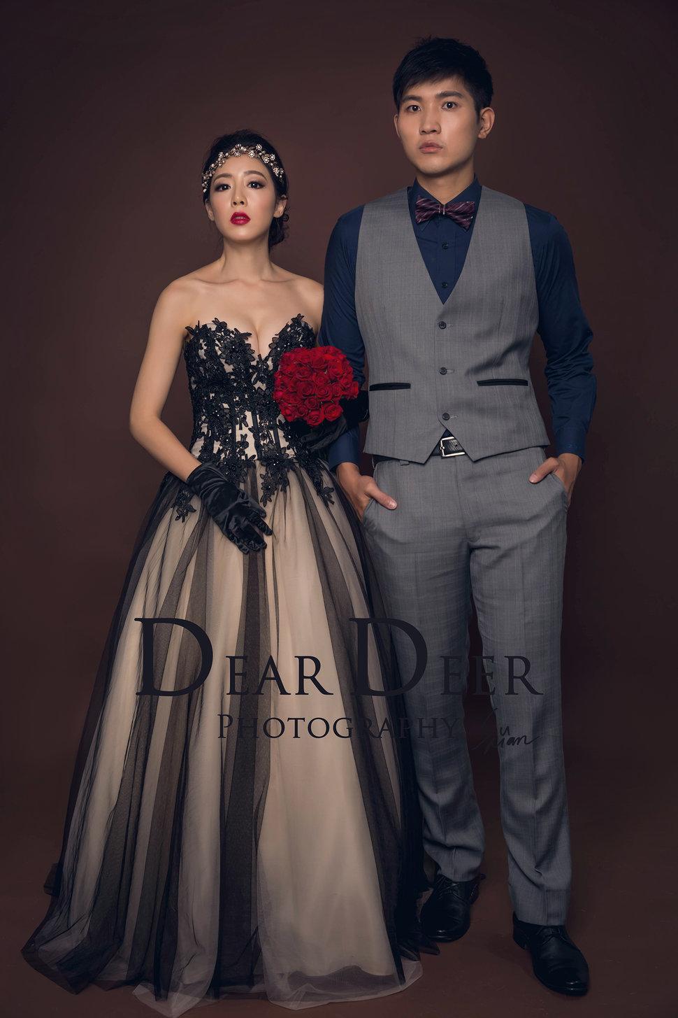 Dear Deer|經典韓系棚拍(編號:2403901) - Dear Deer鹿兒攝影|女攝影師蘇蔓 - 結婚吧