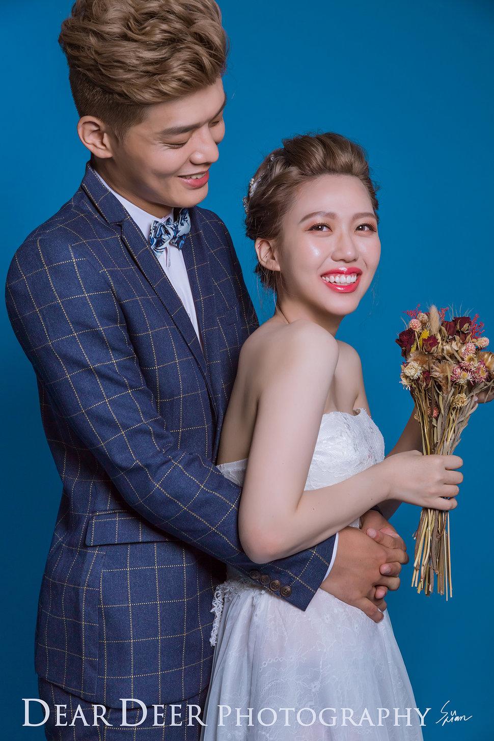 Dear Deer|經典韓系棚拍(編號:2403908) - Dear Deer鹿兒攝影|女攝影師蘇蔓 - 結婚吧