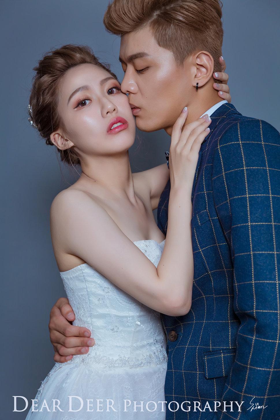 Dear Deer|經典韓系棚拍(編號:2403913) - Dear Deer鹿兒攝影|女攝影師蘇蔓 - 結婚吧