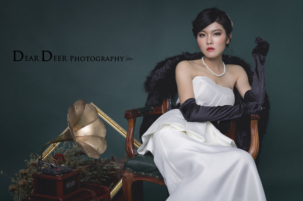Dear Deer 經典韓系棚拍(編號:2403915) - Dear Deer鹿兒攝影 女攝影師蘇蔓 - 結婚吧