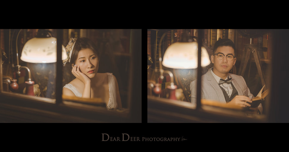 Dear Deer|復古風格(編號:2684204) - Dear Deer鹿兒攝影|女攝影師蘇蔓 - 結婚吧