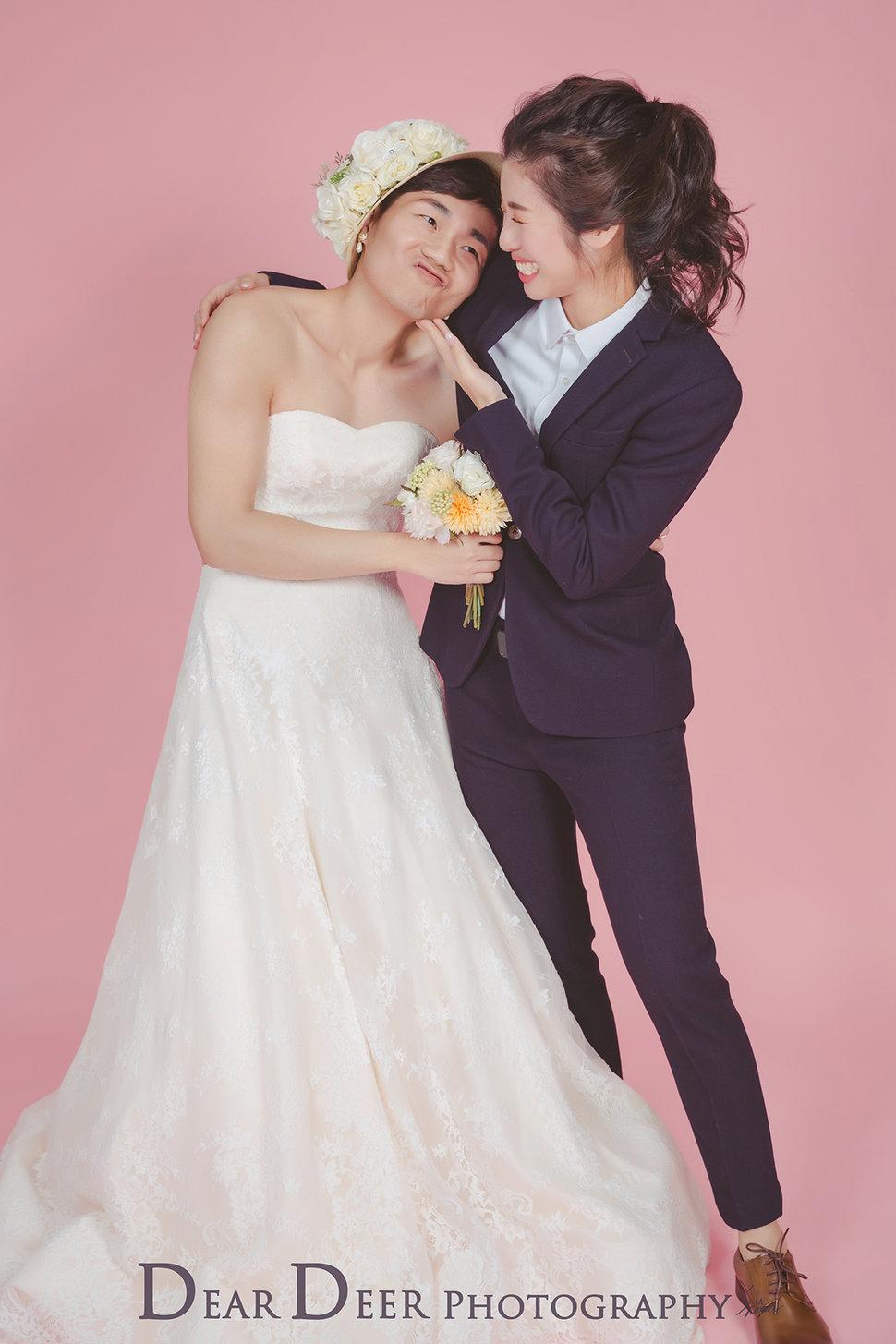 Dear Deer 經典韓系棚拍(編號:2822835) - Dear Deer鹿兒攝影 女攝影師蘇蔓 - 結婚吧