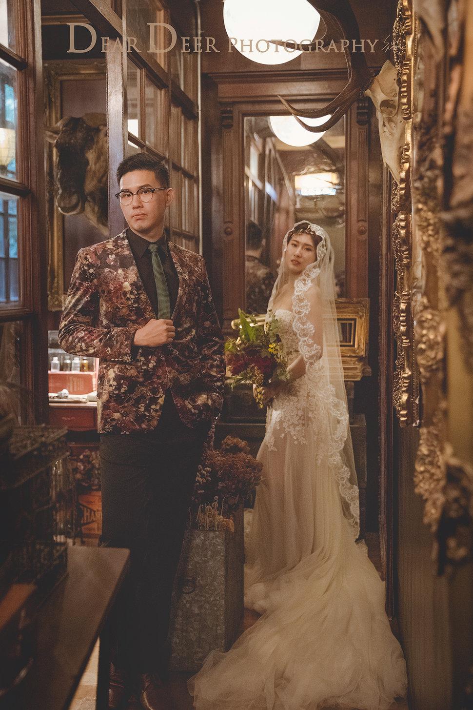 Dear Deer|電影劇照風格(編號:2843682) - Dear Deer鹿兒攝影|女攝影師蘇蔓 - 結婚吧