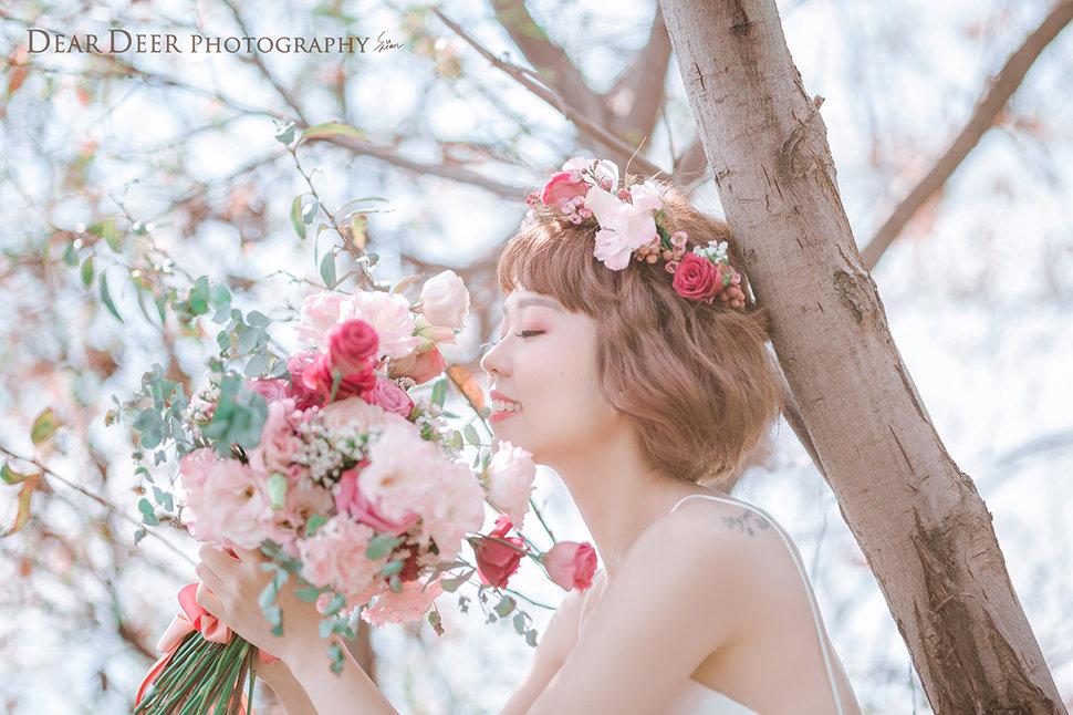 Dear Deer|花草仙女風格(編號:3196950) - Dear Deer鹿兒攝影|女攝影師蘇蔓 - 結婚吧