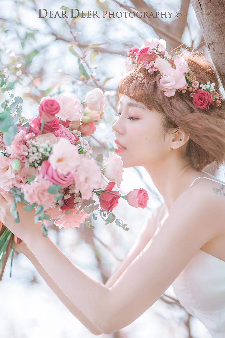 Dear Deer|花草仙女風格(編號:3196957) - Dear Deer鹿兒攝影|女攝影師蘇蔓 - 結婚吧
