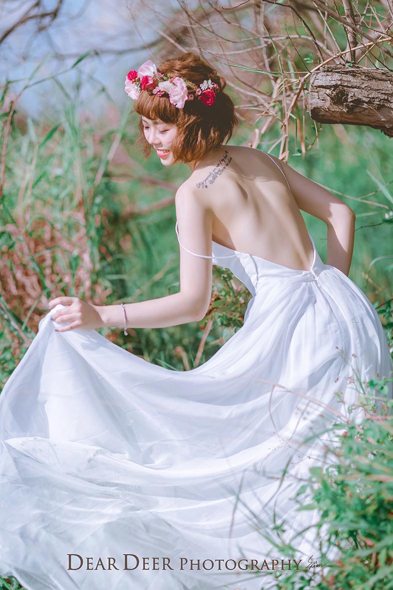 Dear Deer|花草仙女風格(編號:3196960) - Dear Deer鹿兒攝影|女攝影師蘇蔓 - 結婚吧
