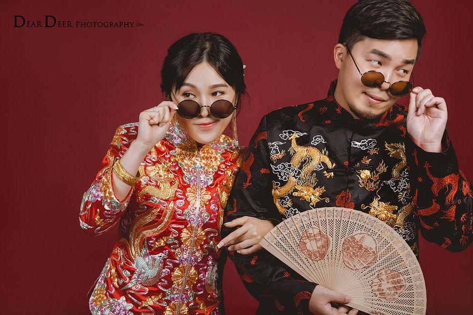 Dear Deer 中式龍鳳褂&旗袍(編號:3196962) - Dear Deer鹿兒攝影 女攝影師蘇蔓《結婚吧》