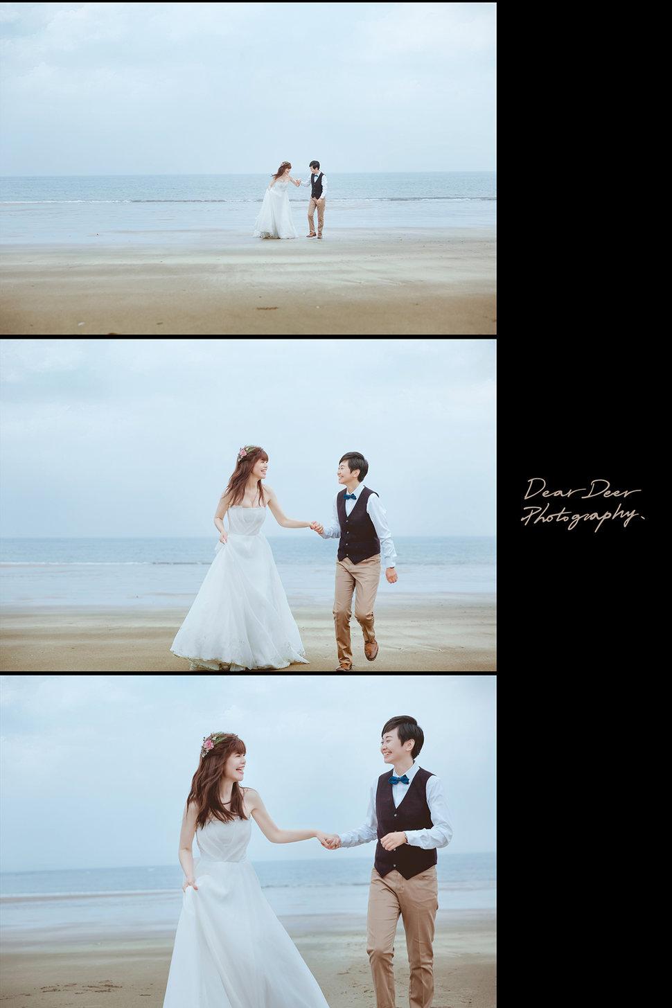 Dear Deer|同志婚紗(編號:3346167) - Dear Deer鹿兒攝影|女攝影師蘇蔓《結婚吧》