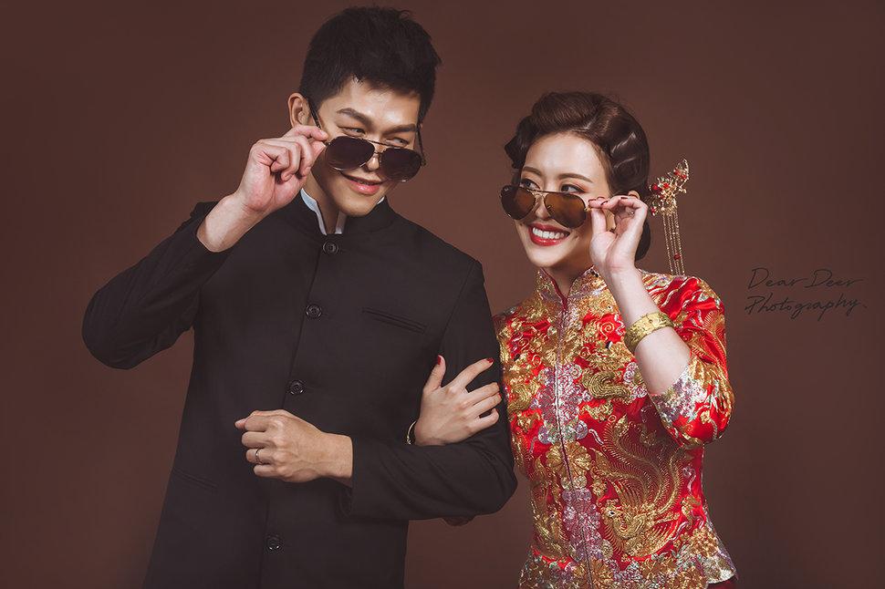 Dear Deer|中式龍鳳褂&旗袍(編號:3960433) - Dear Deer鹿兒攝影|女攝影師蘇蔓《結婚吧》