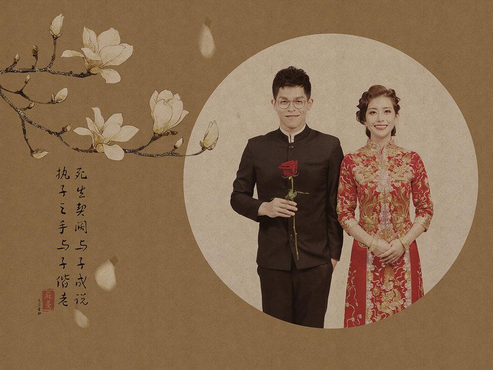 Dear Deer 中式龍鳳褂&旗袍(編號:3960436) - Dear Deer鹿兒攝影 女攝影師蘇蔓《結婚吧》