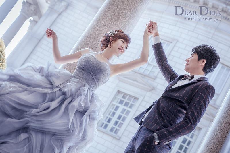 防疫醫護人員限定-婚紗方案作品